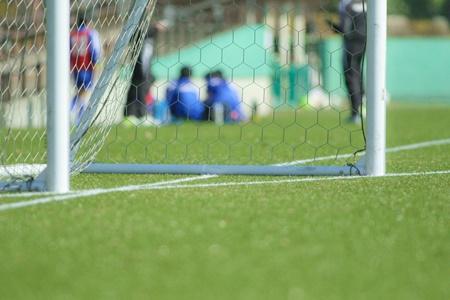 サッカーのゴール